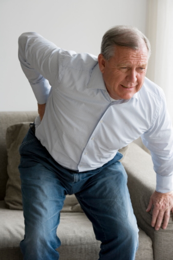 Lower Back Pain is Increasing
