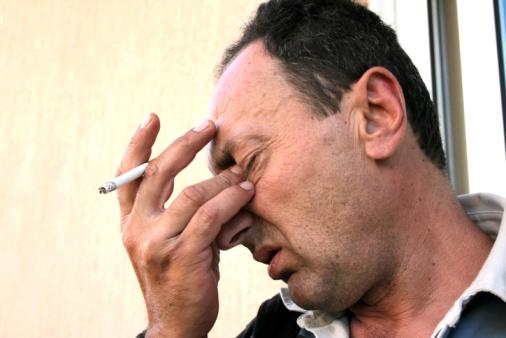 Smoking to Manage Stress