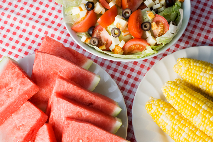 3 Best Summertime Foods to Improve Your Mood