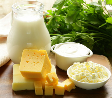Daily Dairy for Good Health
