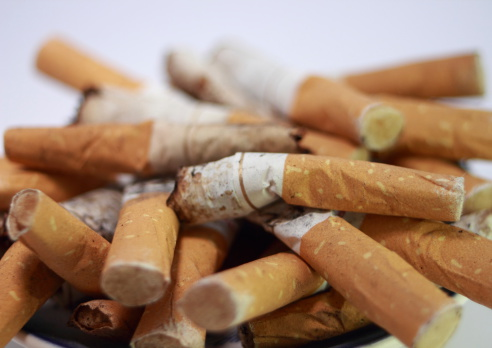Troubles with Quitting Smoking in Your Genes