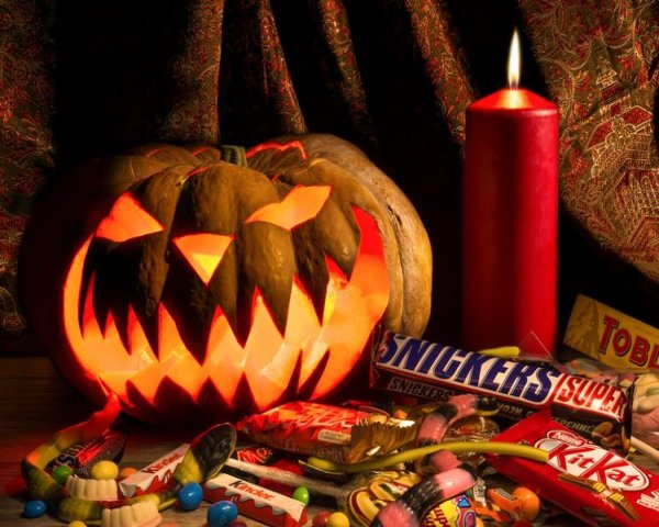 Can Halloween Candy Protect Your Memory