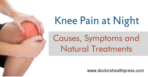 knee pain at night