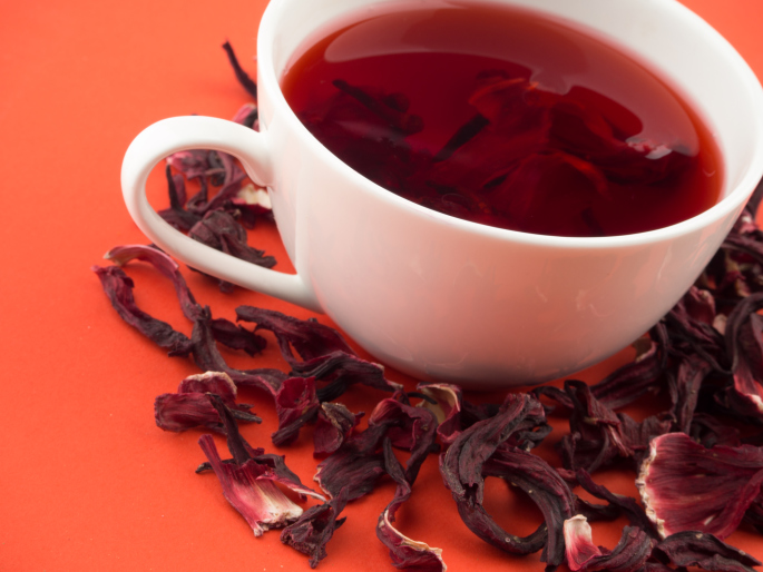 Drink Hibiscus Tea