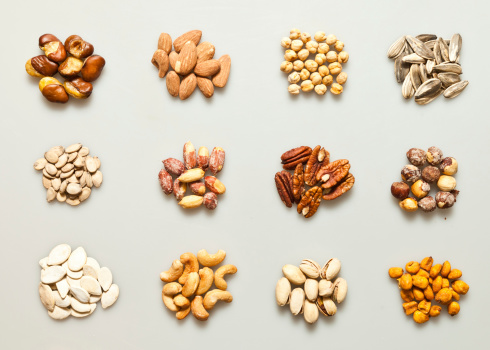 Nuts lower risk of death