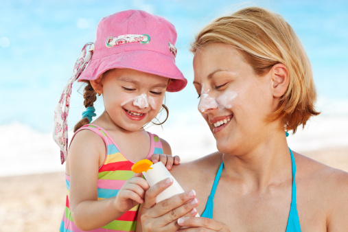 Choose the best sunscreen