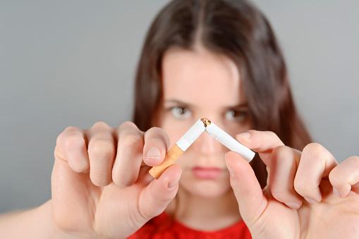 Ban of Cigarette
