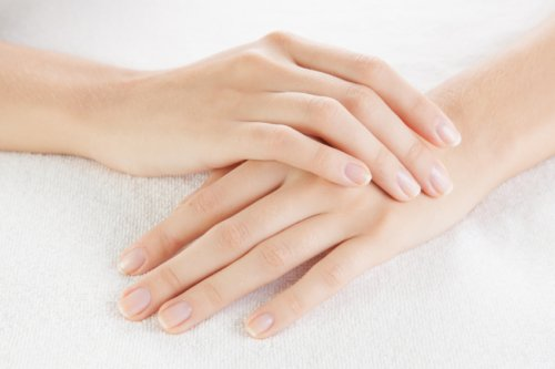 How To Get White Nail Tips Naturally