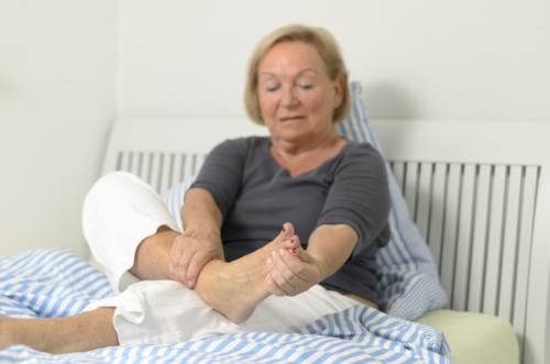 Foot Health Warning