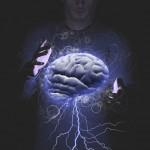 Man controls brain storm