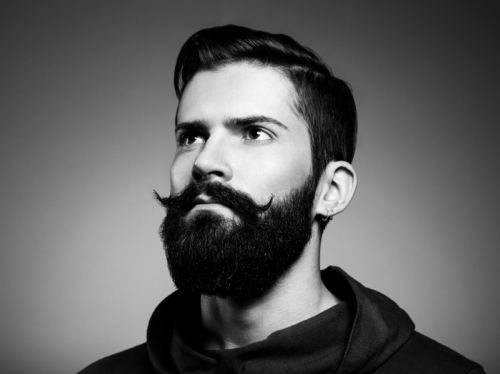 Bacteria in Beards May Lead to Antibiotic Possibilities