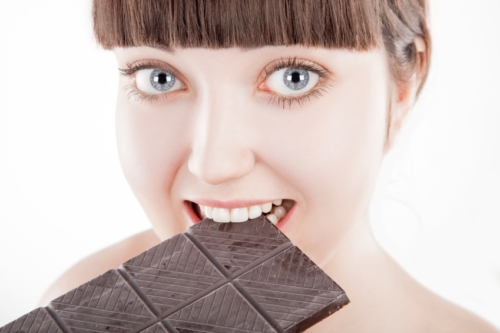 Dark Chocolate Could Benefit Mom and Fetus