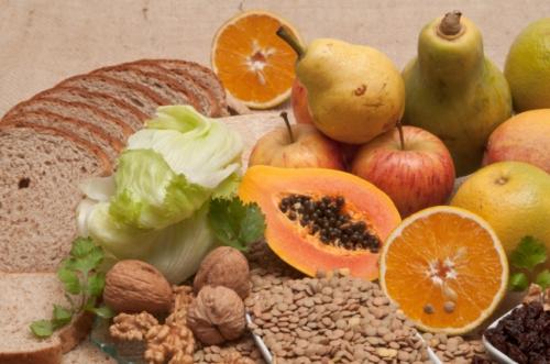 High fiber diet reduces breast cancer risk