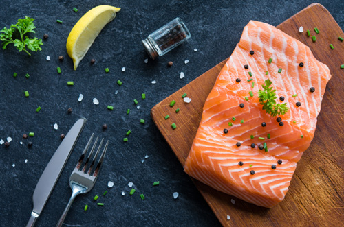 Seafood Decreases Risk of Alzheimer's Disease