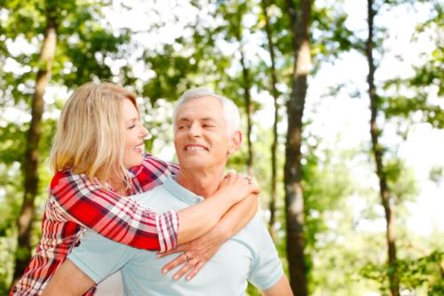 Testosterone Treatment in older men