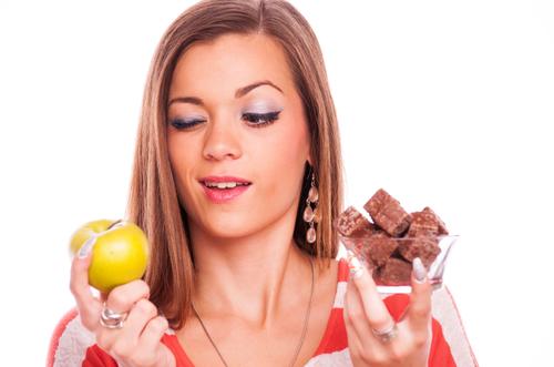 crave junk food