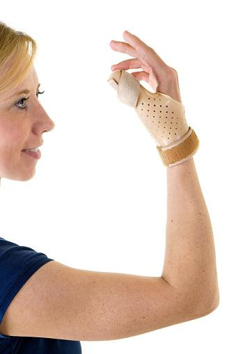 Sprained Thumb Diagnosis