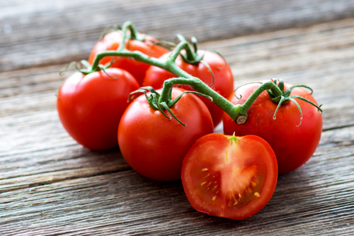 tomato allergy symptoms