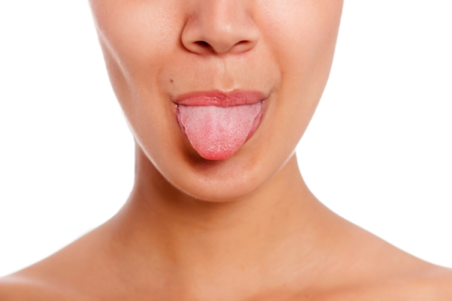 pimple on tongue