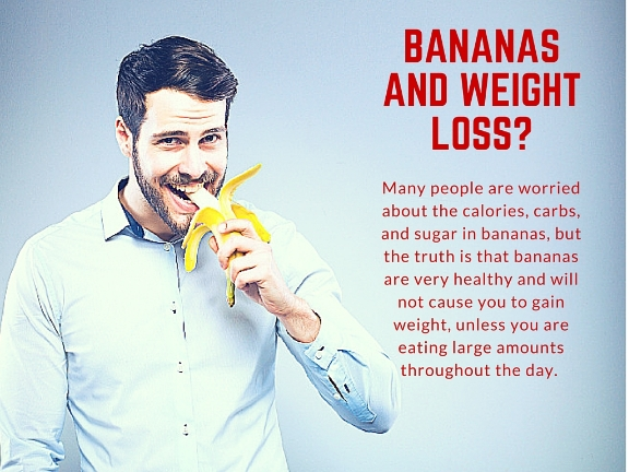 bananas and weight loss