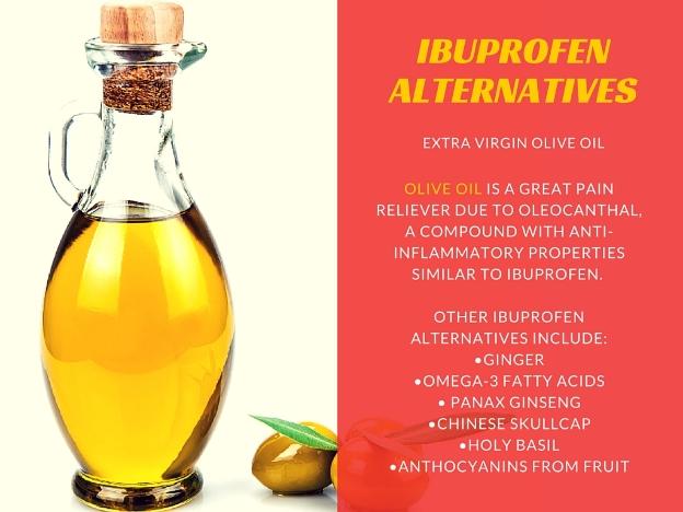 ibuprofen alternatives