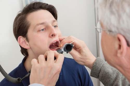 Swollen Uvula