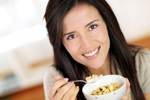 eating fiber help to reduce weight