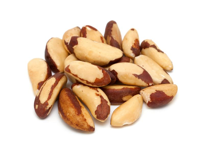 nutrition of brazil nuts