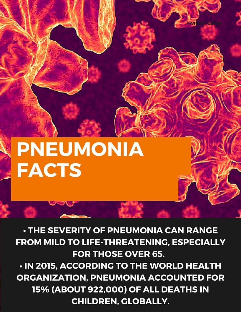 pneumonia facts