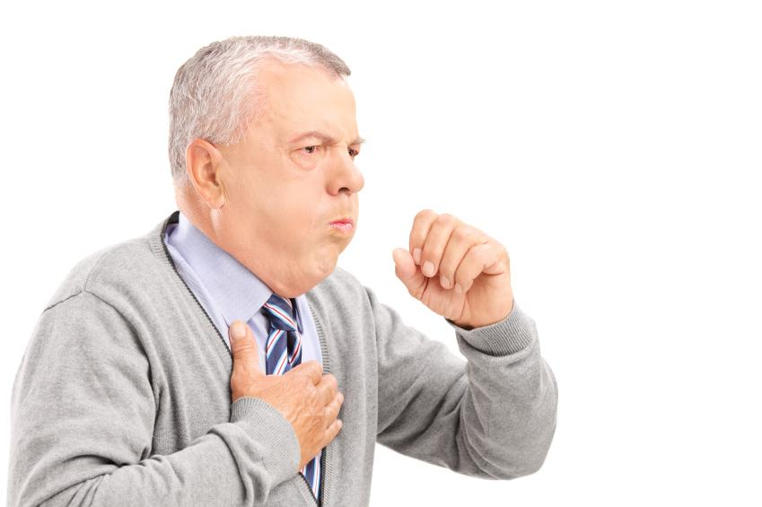 symptoms of lung cancer in men