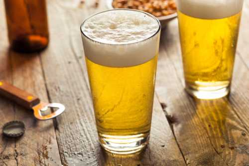 Cholesterol and alcohol