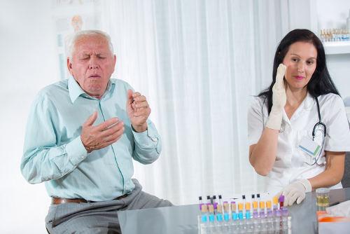 Uncontrollable Cough