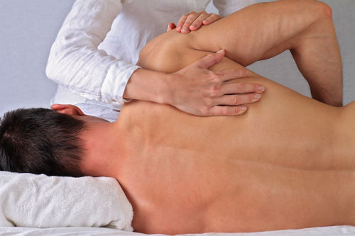 Right Shoulder Blade Pain