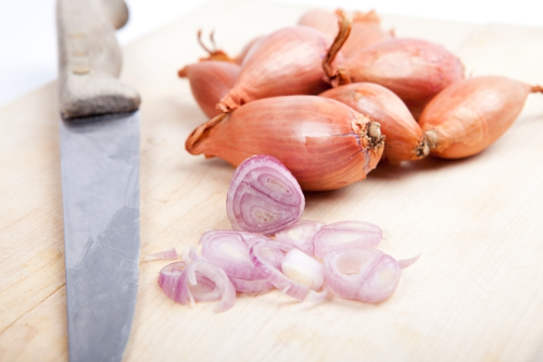 Shallots health benefits