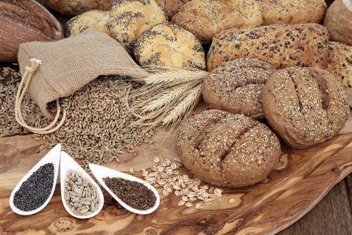 Whole Grains Increase Metabolism