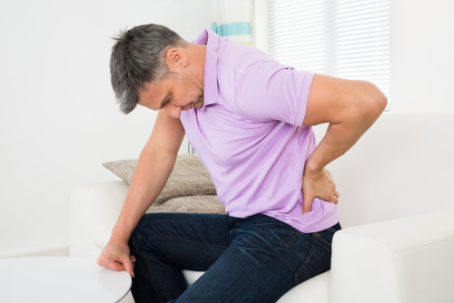 Back Pain after Eating
