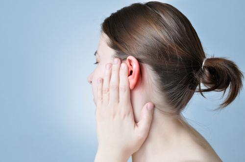 hot ears