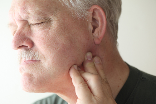Lower Jaw Pain
