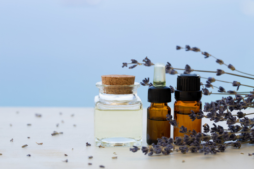 Antibacterial Essential Oils