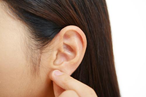 earlobe cyst