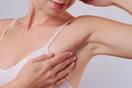 Swollen Lymph Nodes in Armpits