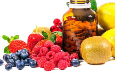 Anti-aging nutrients