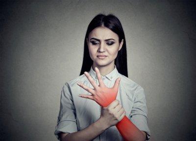 Wrist Dislocation