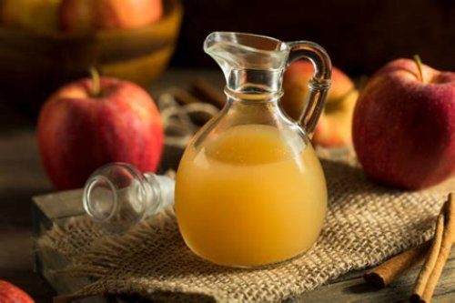 apple cider vinegar for blood pressure