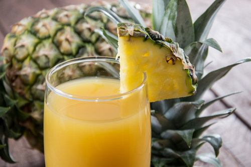 pineapple juice for cough