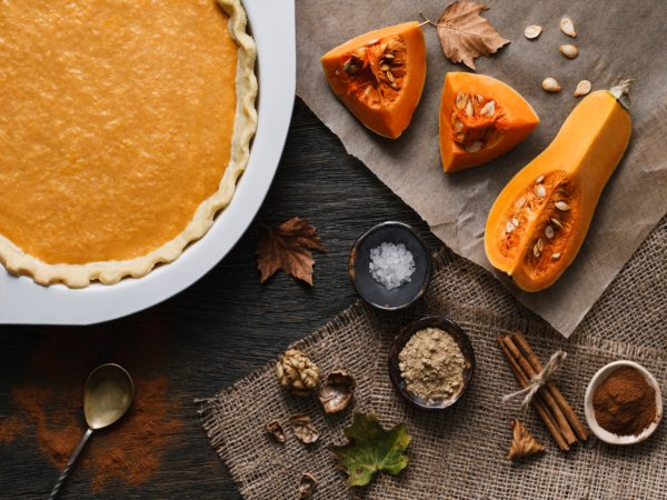 Pumpkin Pie Benefits