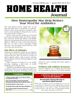 Home Health Journal