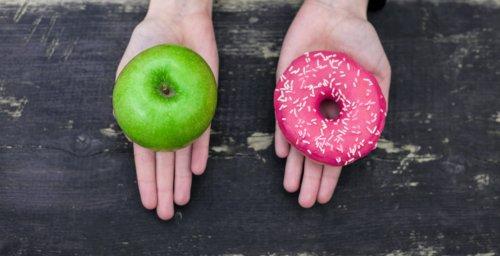 eating less sugar