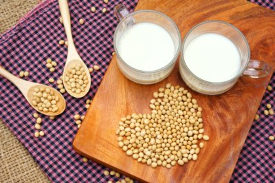 soy benefits menopause